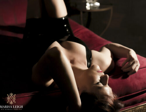 Boudoir Photography Tips : Push your boundaries